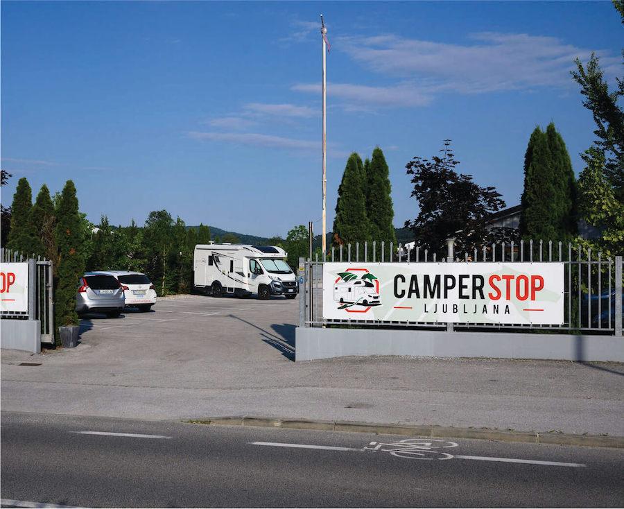 Entrance_Camper_Stop_Ljubljana